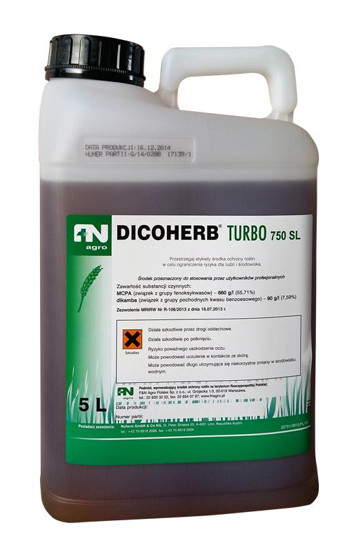 Dicoherb 750 SL