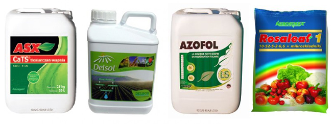 ASX CaTS / Delsol / Azofol / Rosaleaf