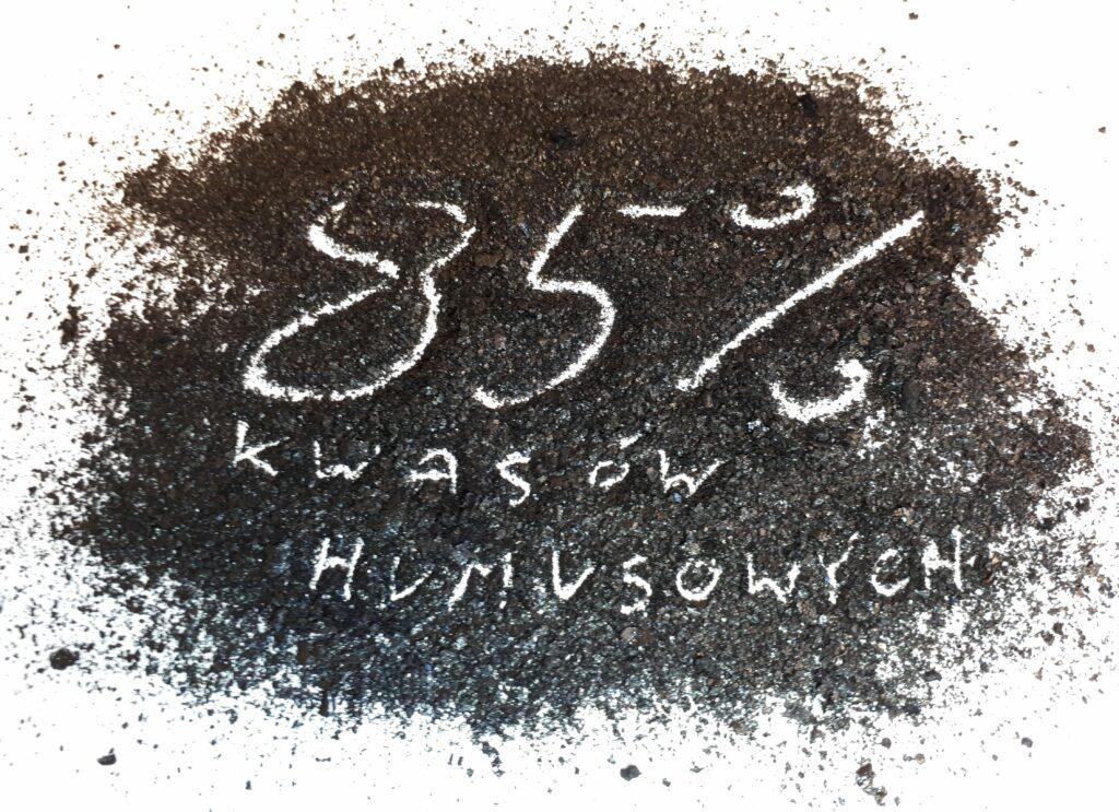 Nawożenie rzepaku - kwasy humusowe