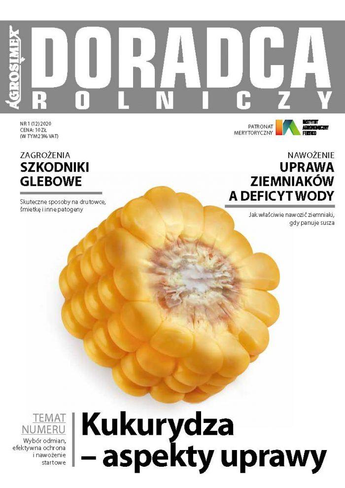 Doradca Rolniczy 1/2020 – nowe wydanie