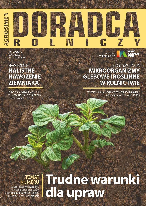 Doradca Rolniczy – trudne warunki dla upraw. Nawożenie podczas suszy, biostymulacja roślin, użyźnienie gleby